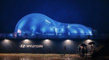 Hyundai на фестивале Alfa Future People