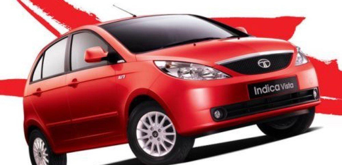 В Tata начали выпускать автомобили Indica Vista