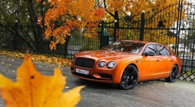 Bentley Flying Spur W12 S. Аристократ