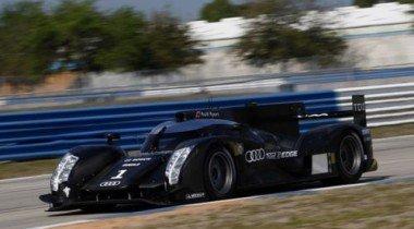Audi и Castrol выиграли гонку в Ле-Мане