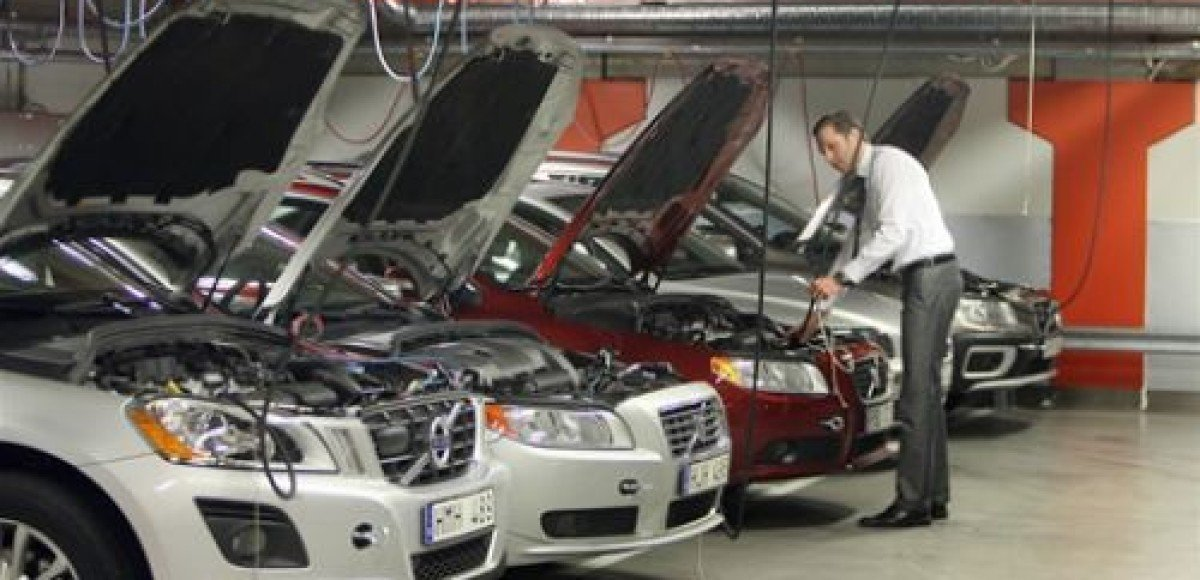 Лаборатория Volvo Cars. Новейшие исследования
