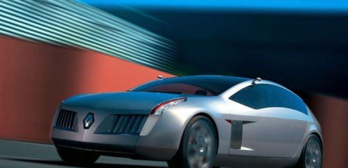 Renault Talisman. Талисман на удачу