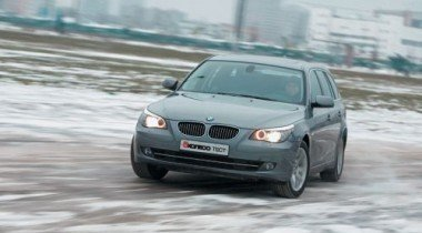 BMW 530D Touring. День сурка