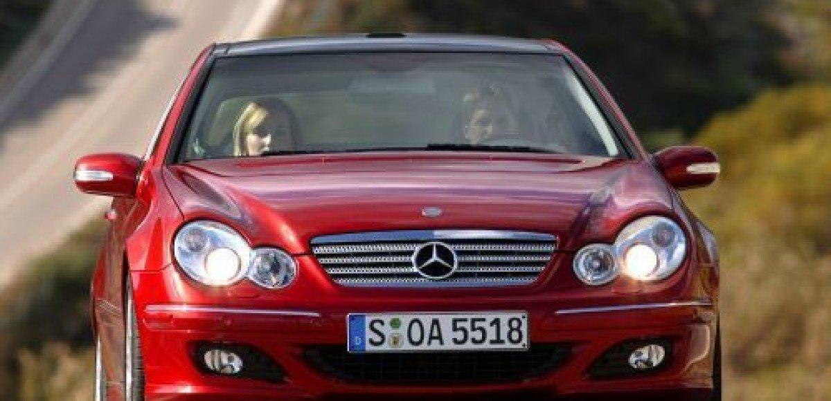 Mercedes-Benz C-class. «Грузовичок» в стиле Next
