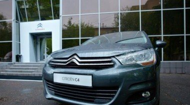 На заводе в Калуге запустили производство нового Citroen С4