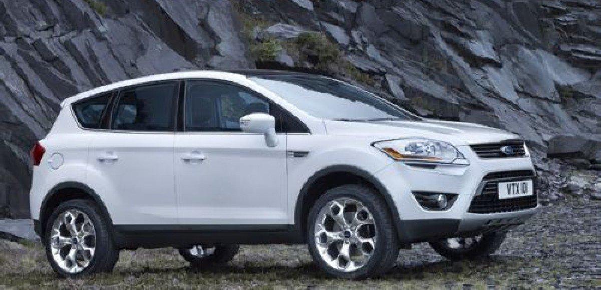 Ford представляет обновленную программу «Форд в кредит»