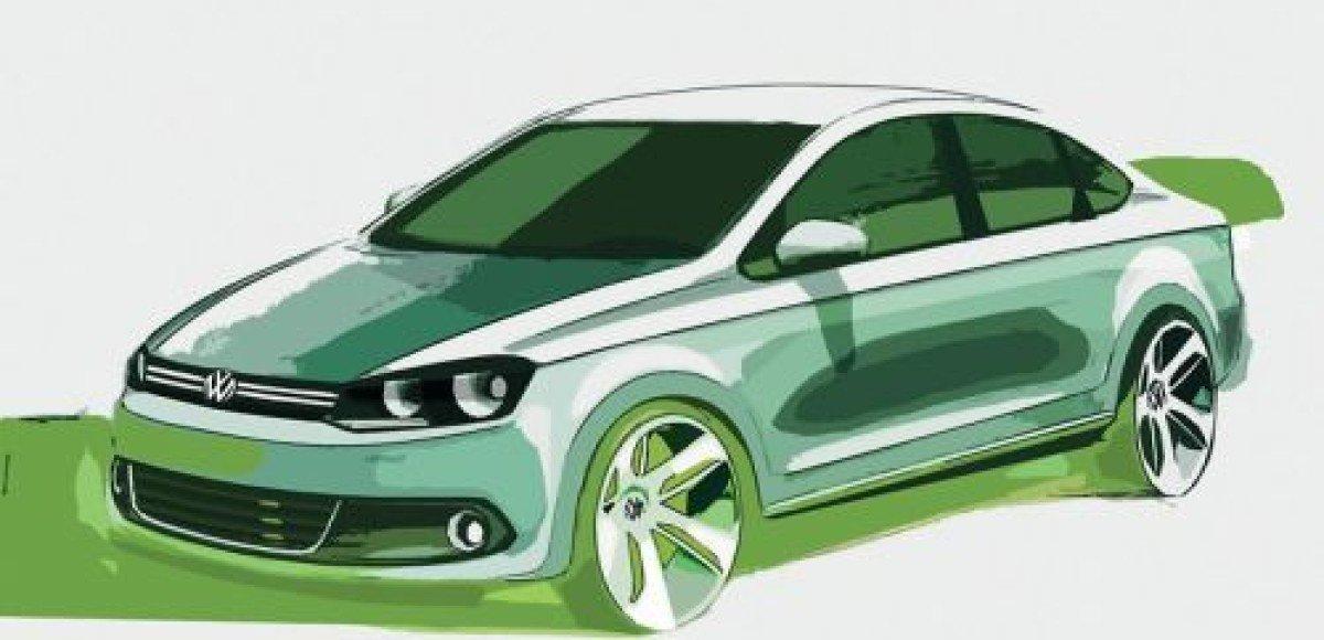 Volkswagen Polo Sedan. Больше, лучше, дешевле