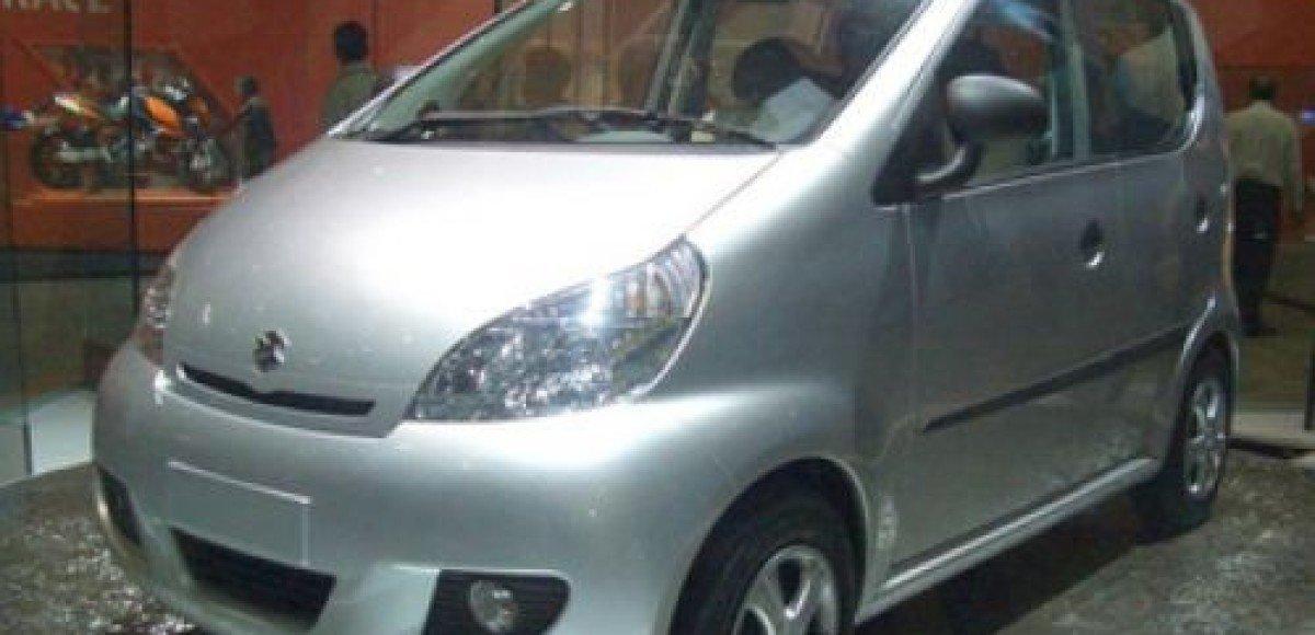 Renault выпустит автомобиль за $2500