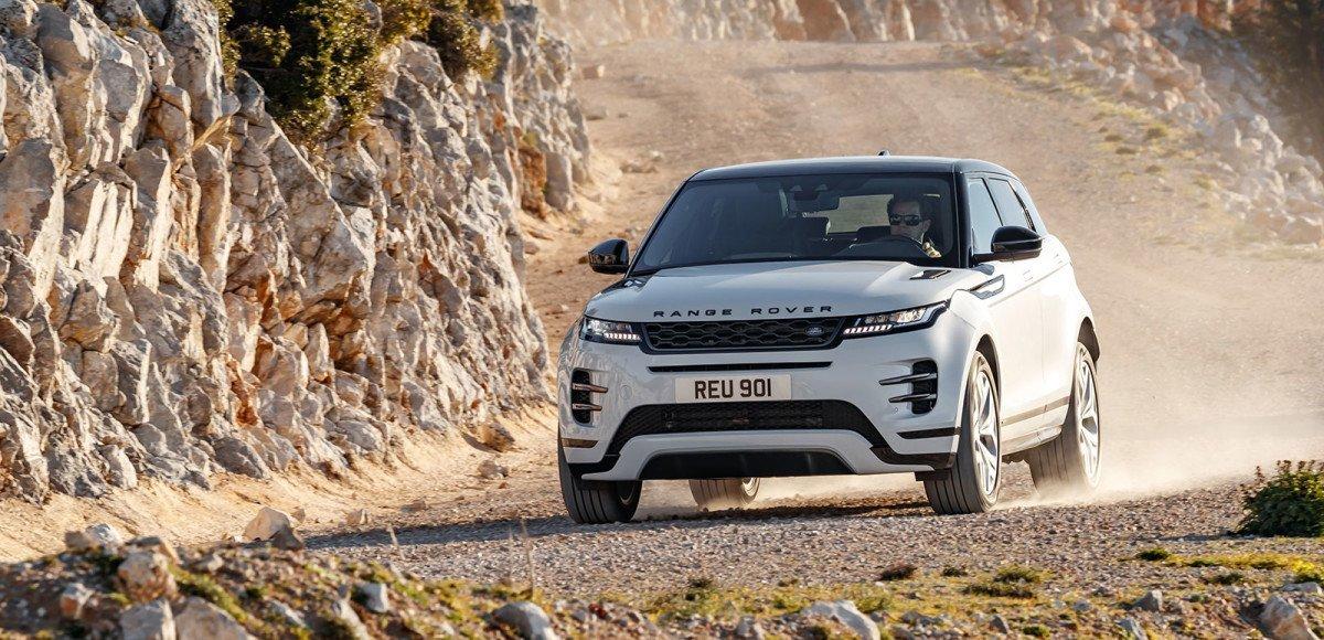 Тест-драйв Range Rover Evoque. Пункт назначения