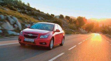 Две премьеры. Chevrolet Cruze представляет коллег-трансформеров