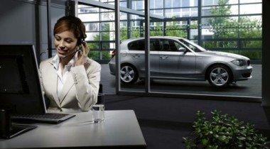 BMW TeleServices. Дозвонись до сервиса