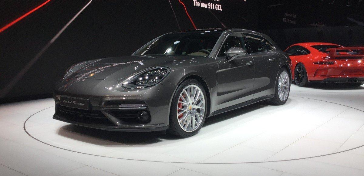 Универсал от Porsche. Ну наконец-то!