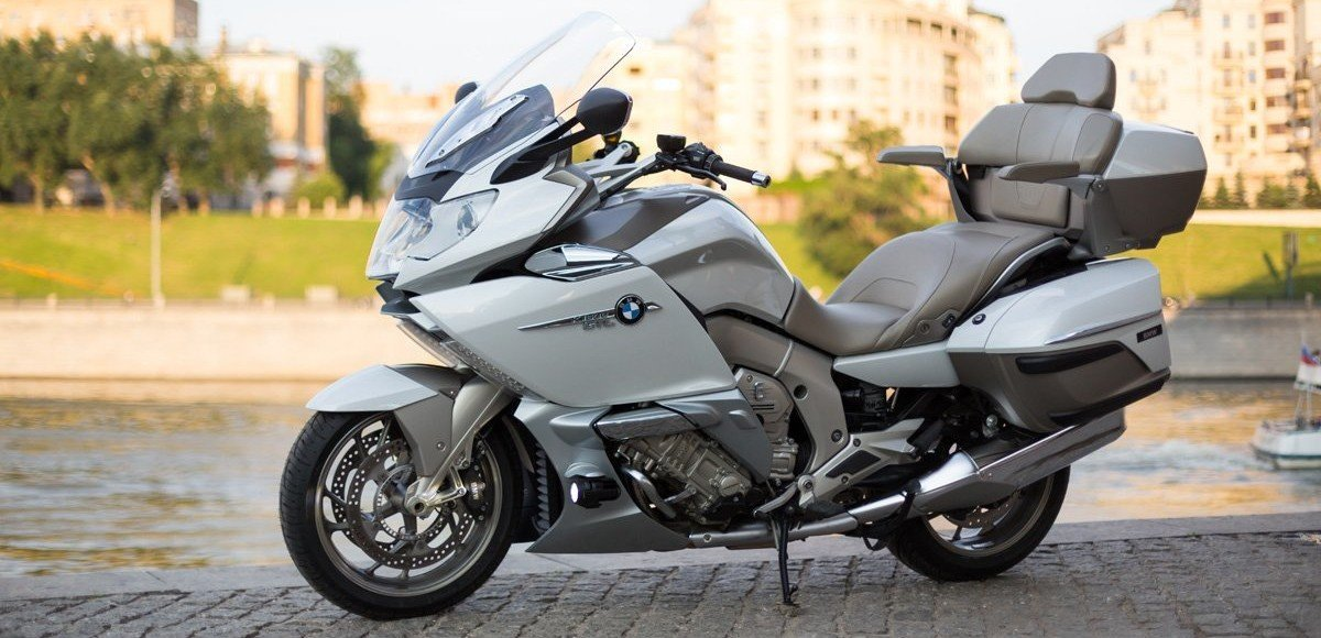 BMW K 1600 GTL Exclusive. Сумма технологий