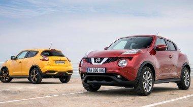 Nissan Juke вернулся в Россию
