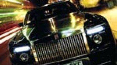 Купе Rolls-Royce Phantom. Закажи сани летом