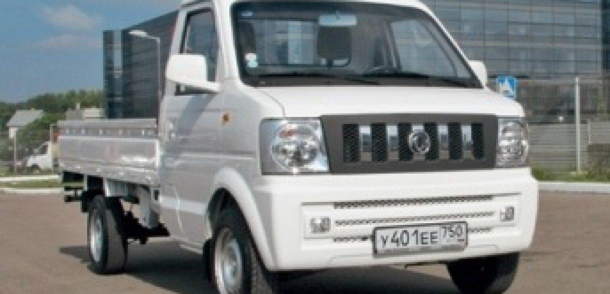 DFSK V21: грузовик по цене «Жигулей»