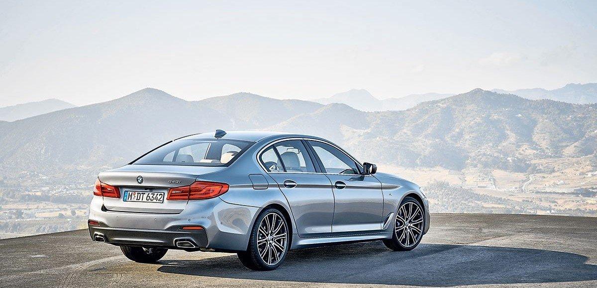 BMW 5-Series. Консерватор