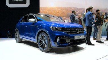 Volkswagen T-Roc R: турбочетверка от Golf R и выхлоп Akrapovic