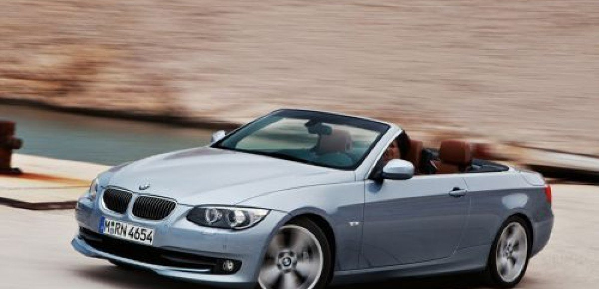 «Автокрафт» приглашает на день открытых дверей BMW 3 серии кабриолет