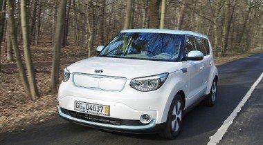 •В Женеве состоится европейская премьера нового электромобиля  Kia Soul EV