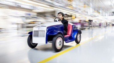 Rolls-Royce SRH: самый маленький «Роллс-Ройс»
