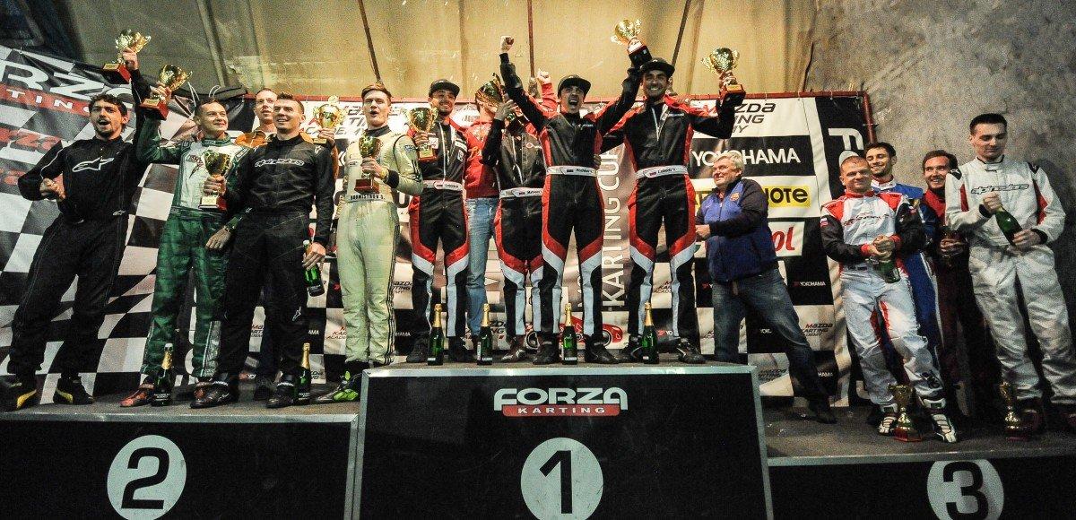 Яркий и эмоциональный: финал 11-го сезона кубка Mazda Karting Academy