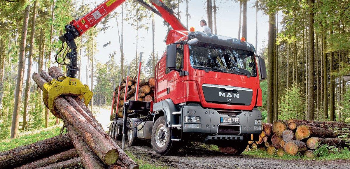 Лесовозы: что русскому хорошо