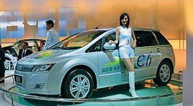 Главными участниками Детройтского автосалона станут китайцы