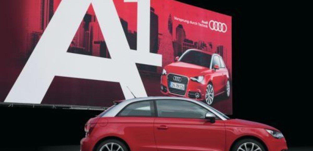 Audi A1 и Audi A8 получили по золотому рулю от Auto Bild