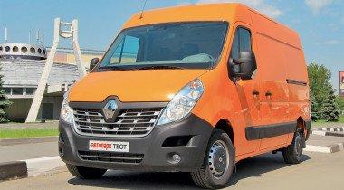 Renault Master: перемена слагаемых