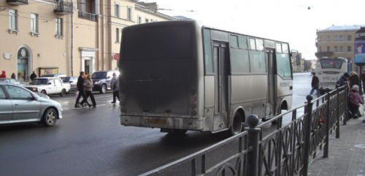 За один день в Петербурге в ДТП пострадали пятеро пассажиров «маршруток»
