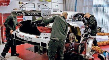 Оружие победы. Audi RS 5 DTM