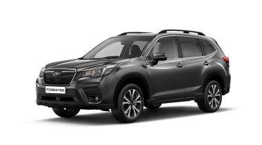 Subaru привезла в Россию обновленный Forester