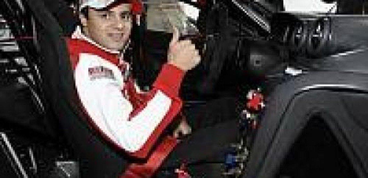 Валенсия: Масса уже на трассе, но пока только на F599XX