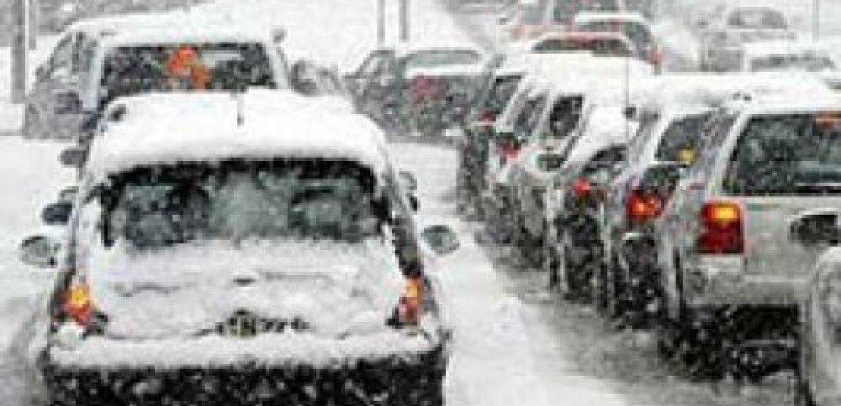 На перевале в Бурятии застряли 20 автомобилей