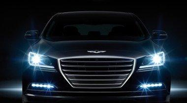 Второе поколение Hyundai Genesis скоро появится в России