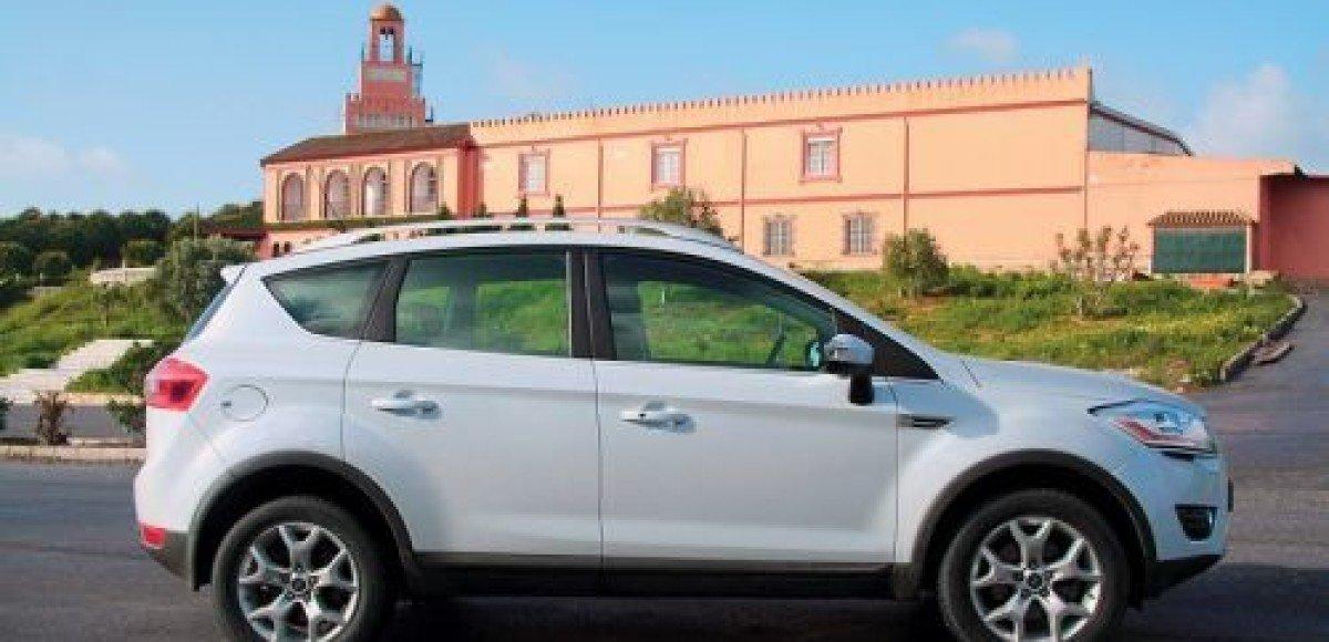 Российские дилеры принимают заказы на новые версии Ford Kuga