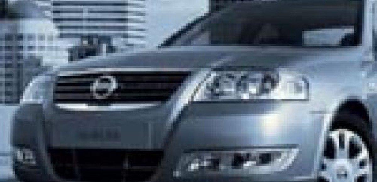 Nissan Almera. Бархатная революция