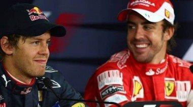 Алонсо о Феттеле: «Все мечтают о Ferrari»