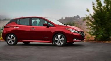 Nissan Leaf. Электролист