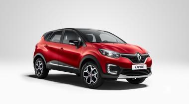 В России стартовали продажи Renault Kaptur PLAY