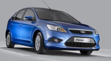 Ford снижает цены на Focus