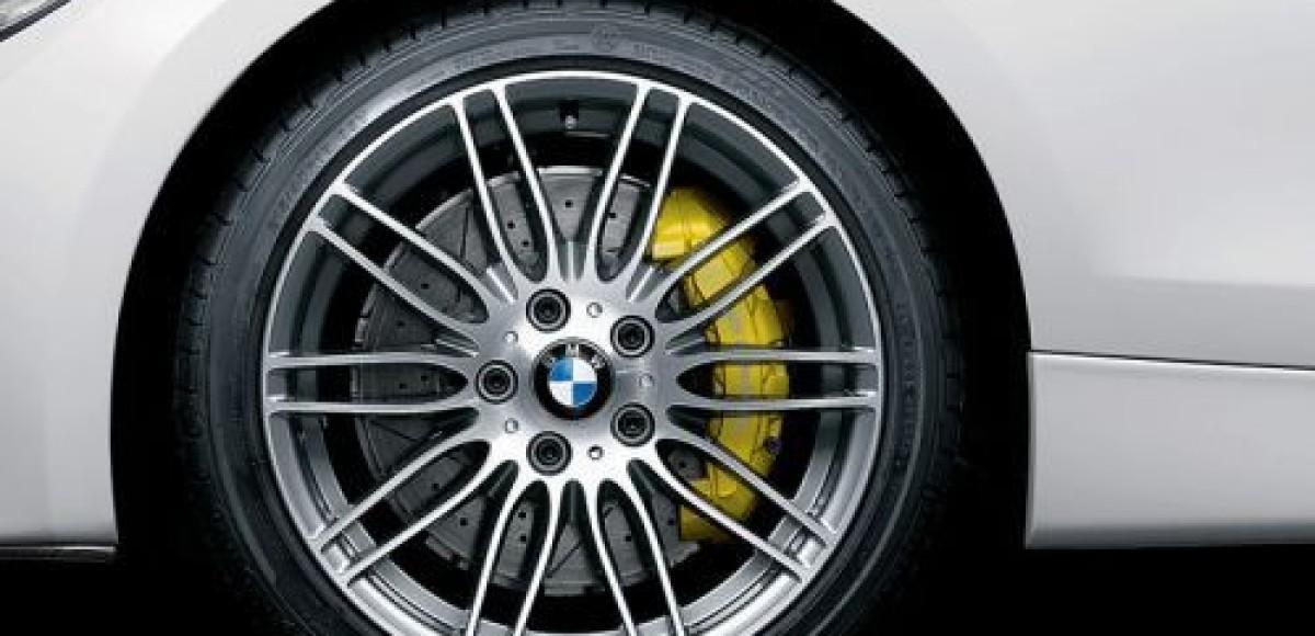 «Автокрафт» предлагает аксессуары BMW Performance