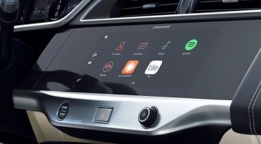 Smartphone Pack стал доступен для Jaguar E-Pace и F-Pace