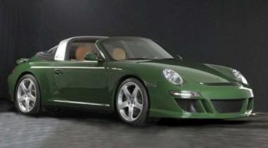 Немцы разработали Porsche на электрической тяге