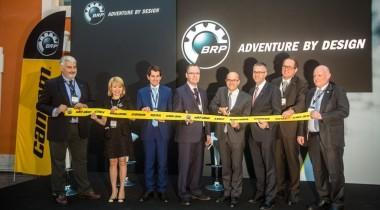 BRP открывает офис в Петербурге