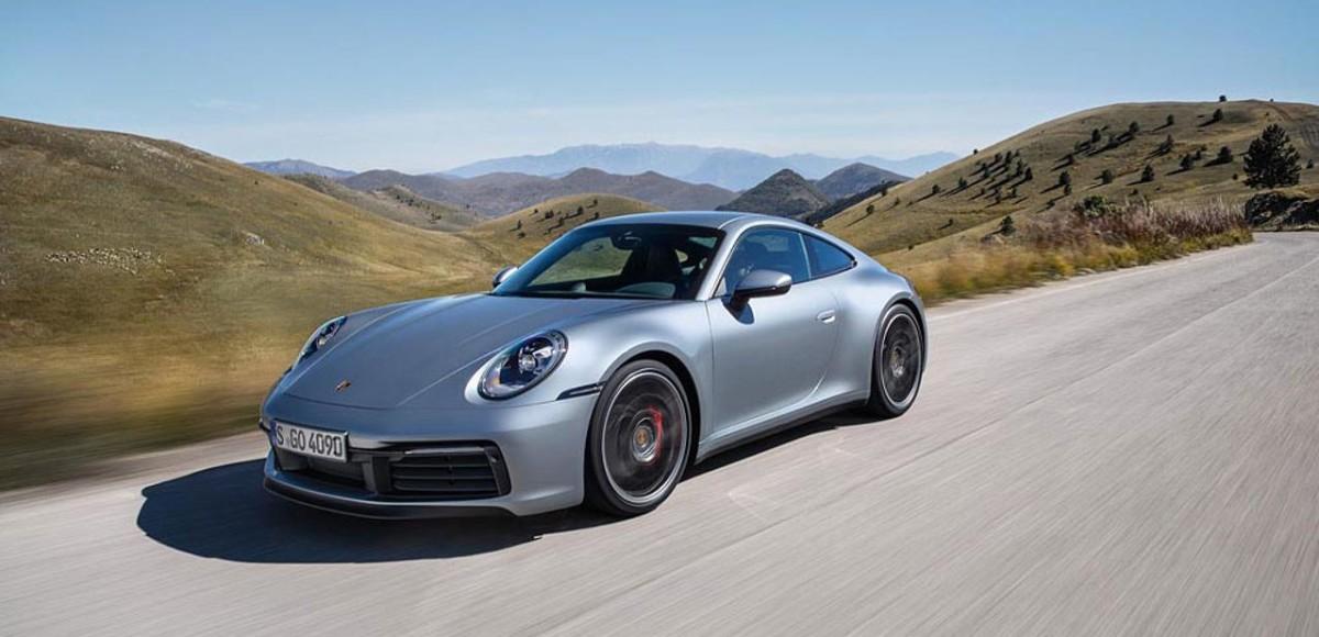 Porsche 911: 5 фактов о модели нового поколения