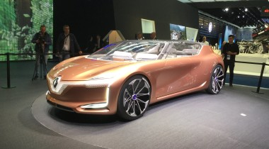 Renault Symbioz: какими будут «Рено» будущего