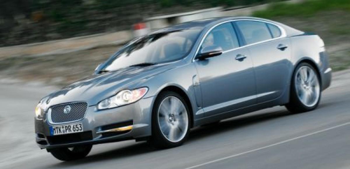Jaguar XF признан «Лучшим автомобилем представительского класса» по версии What Diesel