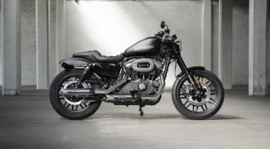 Sportster в новом формате: новая модель Harley-Davidson Roadster